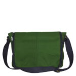 Canvas Messenger Bag-2006-Front