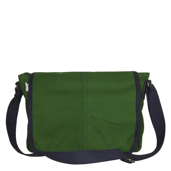 Canvas Messenger Bag-2006-Front