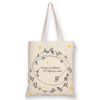 Cotton Tote Bag, Save Our Planet – Natural_EcoRightBags_1