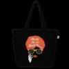 EcoRight Canvas Large Tote Bag, Last Season - Black