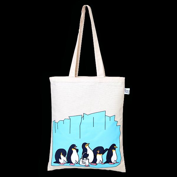 154b56d9f58 EcoRight Canvas Zipper Tote Bag