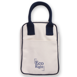 EcoRight Canvas Lunch Bag Beige