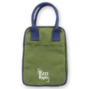EcoRight Canvas Lunch Bag Dark Green