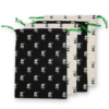 EcoRight drawstring bags Pandas