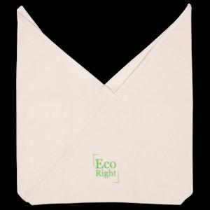 EcoRight Cotton Bento Bag - Natural (pack of 4)