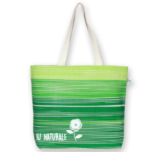 Juton Au naturale EcoRight jute cotton tote bag