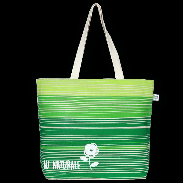 Juton Au naturale EcoRight jute cotton tote bag