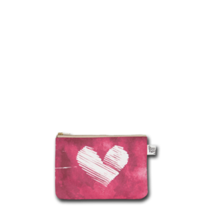 Canvas Cosmetic Pouch- EcoRight