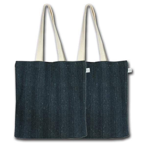 Recycled Cotton Tote Bag-EcoRightbags