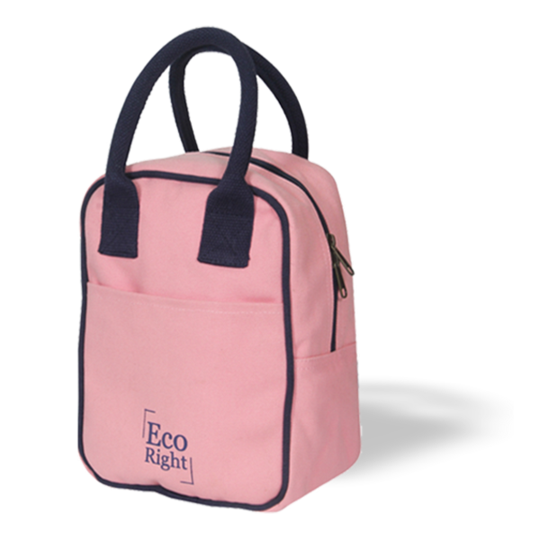 Lunch Bag Pink v7