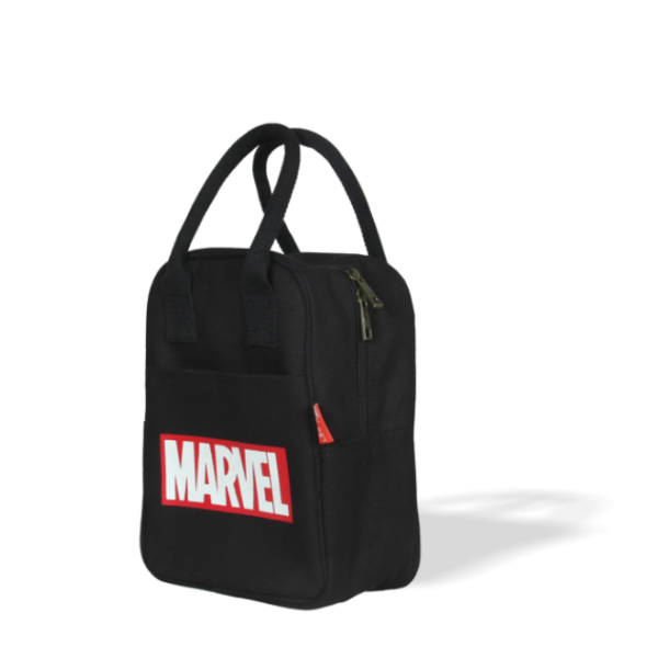 Marvel lunch tote bags