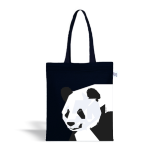 Giant Panda EcoRight Tote Bag Canvas