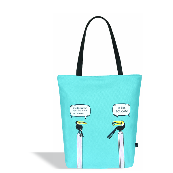 E1017X31 Tote bags front